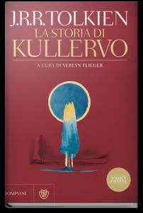 Libri 2016 Bompiani La storia di Kullervo Tolkien