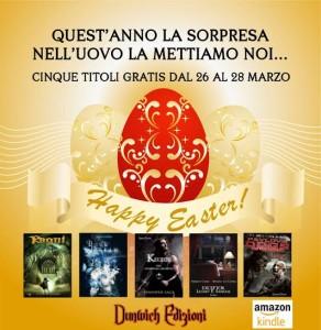 promozione pasqua Dunwich Edizioni