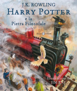 Harry Potter e la Pietra Filosofale - Rowling - Jim Kay - Stefania Siano Official
