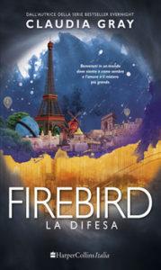 Firebird: la difesa Autore: Claudia Gray