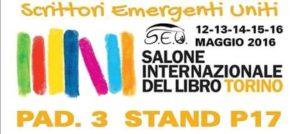 Seu-scrittori emergenti uniti- Salone del libro di Torino
