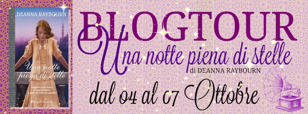 Una notte piena di stelle di Deanna Raybourn- Blog Tour- Stefania Siano official