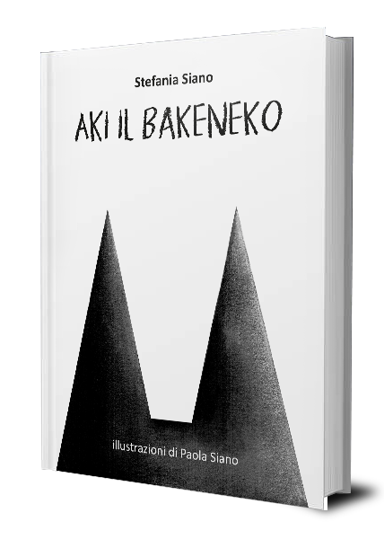 Book Cover: Aki il Bakeneko (vol. 1)
