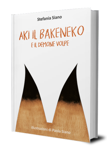 Book Cover: Aki il Bakeneko e il demone volpe (vol. 2)
