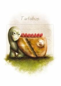 """Tartabus. Personaggio del libro """"Dov'è Alice"""